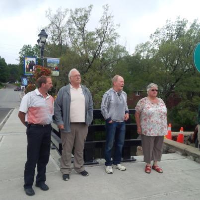 Bridge St Grande Opening