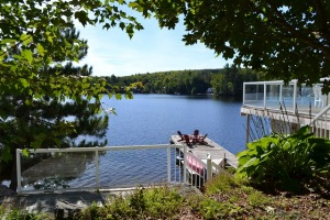 Baptiste Lake View